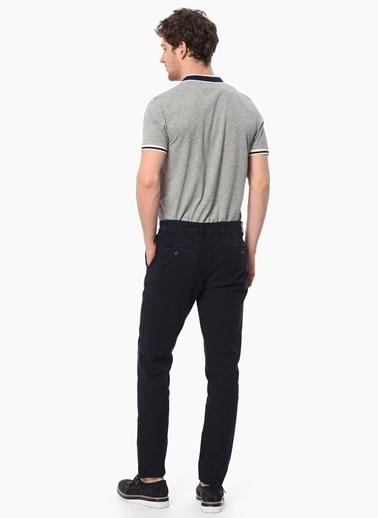 NetWork Slim Fit Polo Yaka Tişört Lacivert